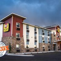 My Place Hotel Twin Falls ID, hotel in Twin Falls