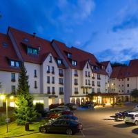 Les Appartements en duplex - Accès espace piscine, hotel en Munster
