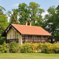 Kavalierhaus im Rhododendronpark Kromlau, отель в городе Gablenz