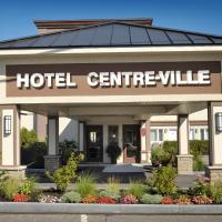 Hôtel Centre-Ville, hotel em Montmagny