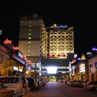 Aroma Hotel, hotel in Butterworth