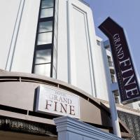 Hotel Grand Fine Toyonaka Minami (Adult Only), hotel near Itami Airport - ITM, Toyonaka