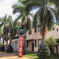 Hotel Zen, hotel in São Gabriel do Oeste