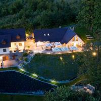 Penzion Na kraji lesa, hotel in Valašské Meziříčí
