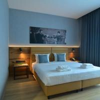 mk hotel tirana, hotel in Tirana