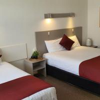 Cobb Inlander Motel, hotel em Hay