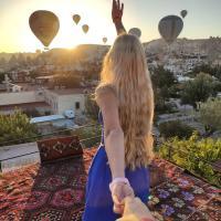 Cappadocia Caves Hotel, отель в Гёреме