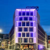 Moxy Brussels City Center, hotel v Bruseli