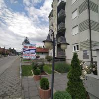 Apartmani - Vila Kovilje, hotel in Banja Koviljača