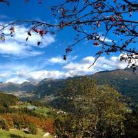 Da Giusy - La Finestra sul Lagorai, hotel a Sant'Orsola Terme