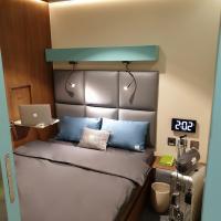 sleep 'n fly Sleep Lounge, Dubai Airport, C-Gates (Terminal 3)