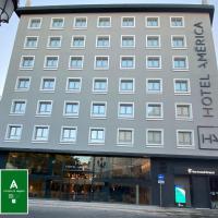 Hotel América Sevilla, hotel v mestu Sevilla