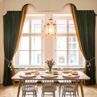 AIRSTAY PRAGUE Downtown Designer apartment Karlin