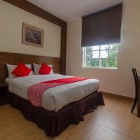 OYO 596 The Vintage Hotel, hotel in Nusajaya