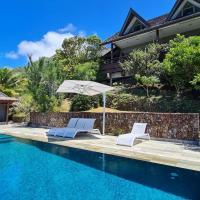 Villa Manatea, hotel perto de Aeroporto Moorea - MOZ, Teavaro