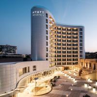 Hyatt Regency Malta, hôtel à San Ġiljan