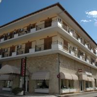 Hotel Orpheus, hotel in Souflíon