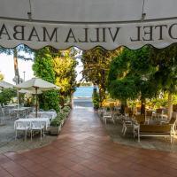 Hotel Villa Mabapa, hotell i Venedig-Lido