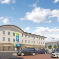 Holiday Inn Express - Bodmin - Victoria Junction, hotel in St Austell