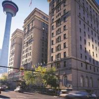 The Fairmont Palliser, hotel in Calgary