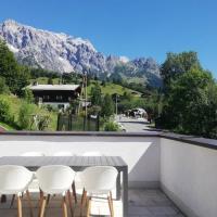 Mountain-View Appartement & Garden