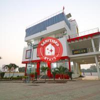 OYO 23416 Maharaja Hotel, hotel in Pura Raghunāth