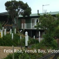 Felix Rise, hotel in Venus Bay