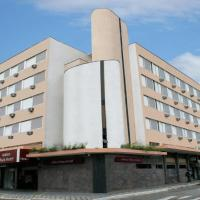 Antico Plaza Hotel, hotel em Taubaté