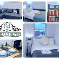 EMERALD SUITES LIMITED (ESL5AWR), hotel in Finchley