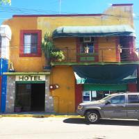 OYO Hotel Principal, hotel en Ahuacatlán