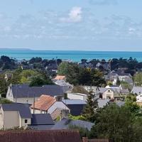 Dépendance vue mer baie de Granville-Jullouville