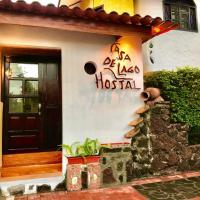 Casa del Lago Lodging House, hotel em Puerto Ayora