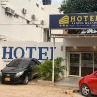 Hotel Raquel Rosado、Fonsecaのホテル