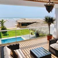 Kame House - Alquiler casa de playa, hotel in Pimentel