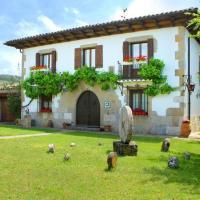 Casa rural Mertxenea Landetxea, hotel en Elcano
