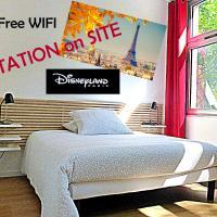 Urban Dream Proche Disney, hôtel à Noisiel