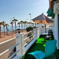Tranquila casa frente al mar, hotel in Adra