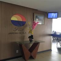 Flat Jardim de Alah - Salvador - BA, hotel in Armacao, Salvador