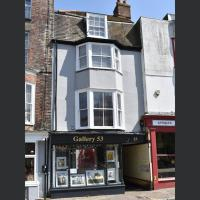 Stunning 18th Century 5 Bed House Old-Town Hastings