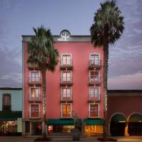 Hotel MX garibaldi, отель в Мехико