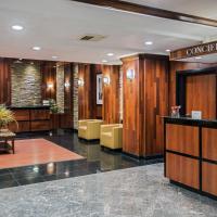 Crowne Plaza Hotel-Newark Airport, hotel near Newark Liberty International Airport - EWR, Newark