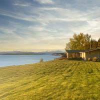 Pukaki Lakeside Getaway NZ, hotel in Lake Pukaki