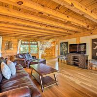 Powderhorn Mtn Cabin with Fire Pit & Game Room!