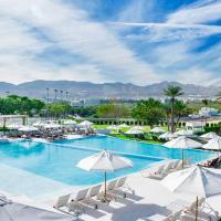 Crowne Plaza Muscat, an IHG hotel, отель в Маскате