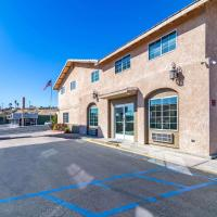 Rodeway Inn Barstow, hotel in Barstow