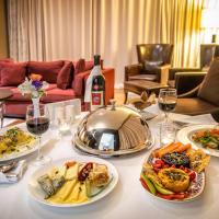سبا ومركز عافية كرون بلازا بورجومي، فندق في بورجومي
