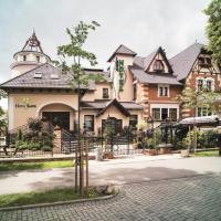 Hotel Salve – hotel w mieście Głogówek