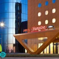 Viesnīca Hampton by Hilton Saint-Petersburg ExpoForum Sanktpēterburgā
