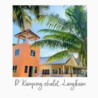 D'KAMPUNG CHALET, отель в Кампунг-Паданг-Масирате