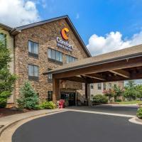 Comfort Inn & Suites Blue Ridge, отель в городе Блу-Ридж